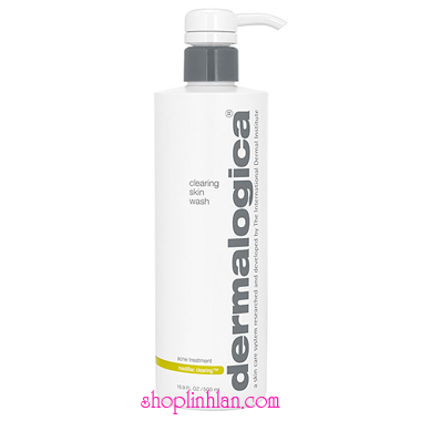 Clearing Skin Wash (500ml)