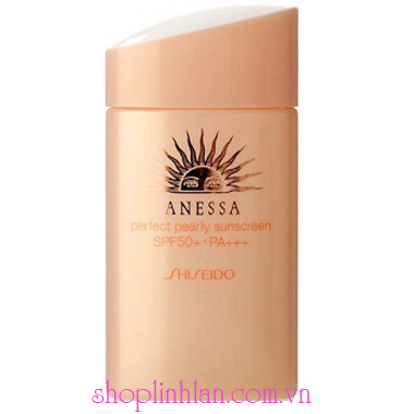 Shiseido Anessa Perfect Pearly Sunscreen SPF50+ PA+++