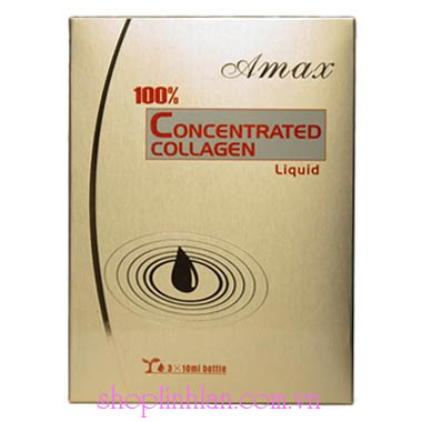 Amax Concentrated Collagen Liquid