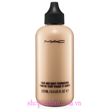 Kem nền Face and Body Foundation (MAC Pro)