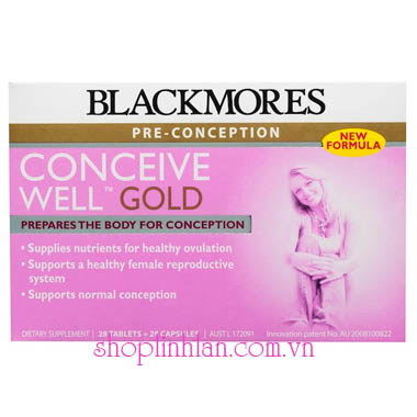Blackmores Conveice Well Gold