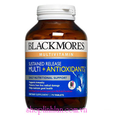 Blackmores Sustainned Release Multi 180v
